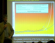 climate feedback loop video link; thumb of global warming slide