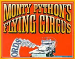 Monty Python image; click to see animation/video at external site; opens in new window
