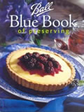 book cover for Ball Blue Book of Preserving, by Ball, 6/1/2004