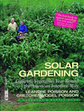 book cover for Solar Gardening, by Leandre Poisson and Gretchen Vogel Poisson, 9/1/1994