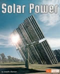book cover for Solar Power, Josepha Sherman, 12/1/2003; click to view on Amazon dot com