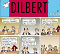 image of Dilbert; click to view Dilbert books on Amazon dot com