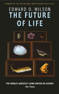 book cover for E.O. Wilson, The Future of Life