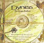 album cover for Dyniss, The Green Anthem