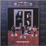 album cover for Benefit