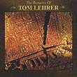 album cover for The Remains of Tom Lehrer (Box Set), by Tom Lehrer; click to check out reviews and clips on amazon