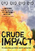 DVD cover for Crude Impact