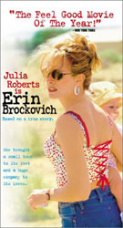 video over for Erin Brockovich