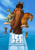 DVD cover for Ice Age 2: The Meltdown