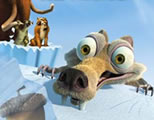 image from DVD cover of Ice Age 2: The Meltdown