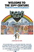 DVD cover for Logan's Run
