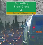 DVD cover for Sprawling from Grace, Driven To Madness